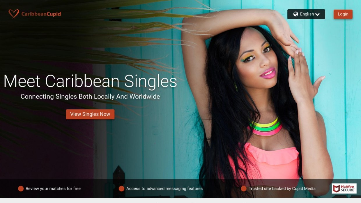 Caribbean Cupid Website